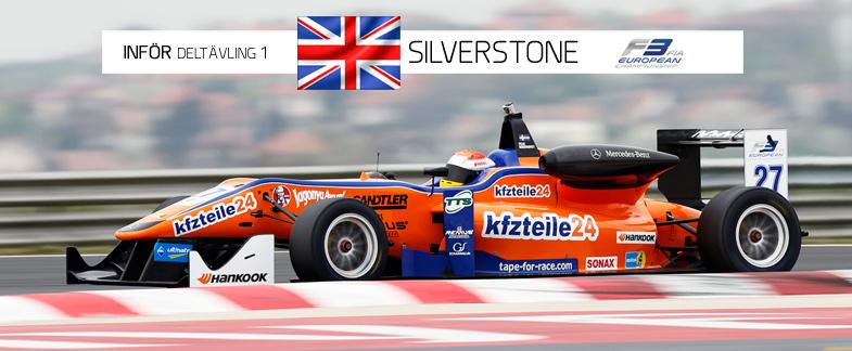Inför Silverstone