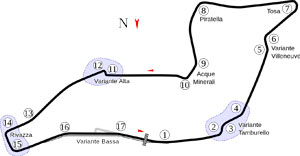 Imola-map