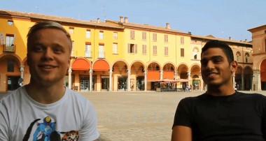 Video: Imola quiz with Felix and Roy Nissany