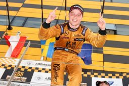 First win at the Macau F3 Grand Prix