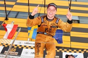 Felix Rosenqvist, Macau Grand Prix 5