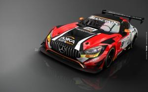AKKA-ASP Mercedes AMG GT3