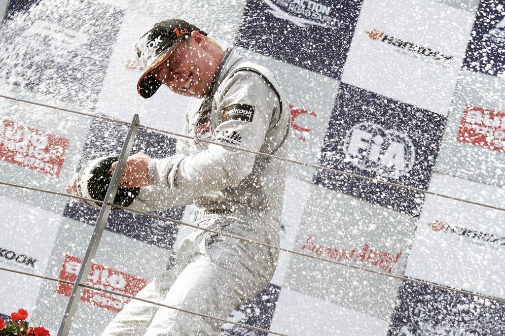 Felix Rosenqvist, Red Bull Ring 1