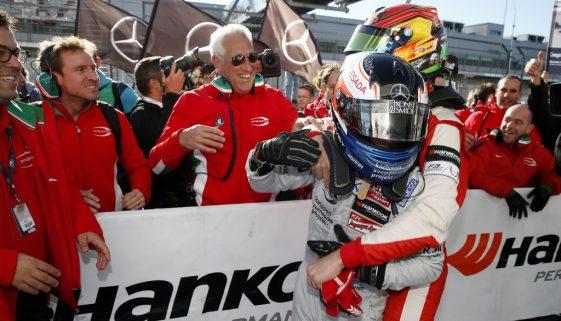 FIA Formula 3 European Championship, round 10, race 3, Nürburgring (GER)