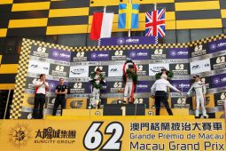 Second consecutive Macau F3 win
