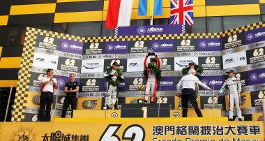 Felix wins 2015 Macau Grand Prix – reaction from the paddock