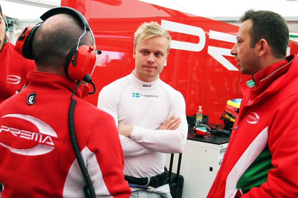 Felix Rosenqvist, Prema