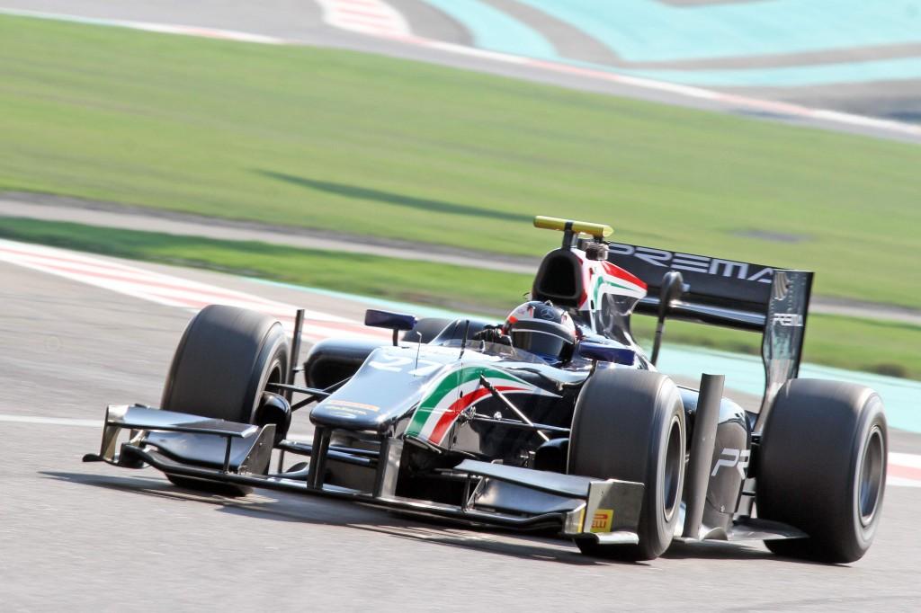Felix Rosenqvist, GP2 (1)