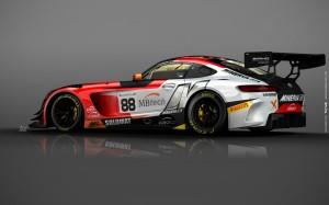 AKKA-ASP Mercedes-AMG GT3