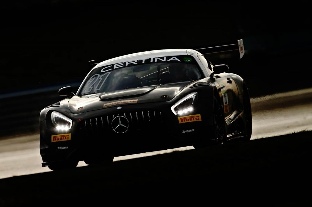 Zakspeed Mercedes-AMG GT3 (2)