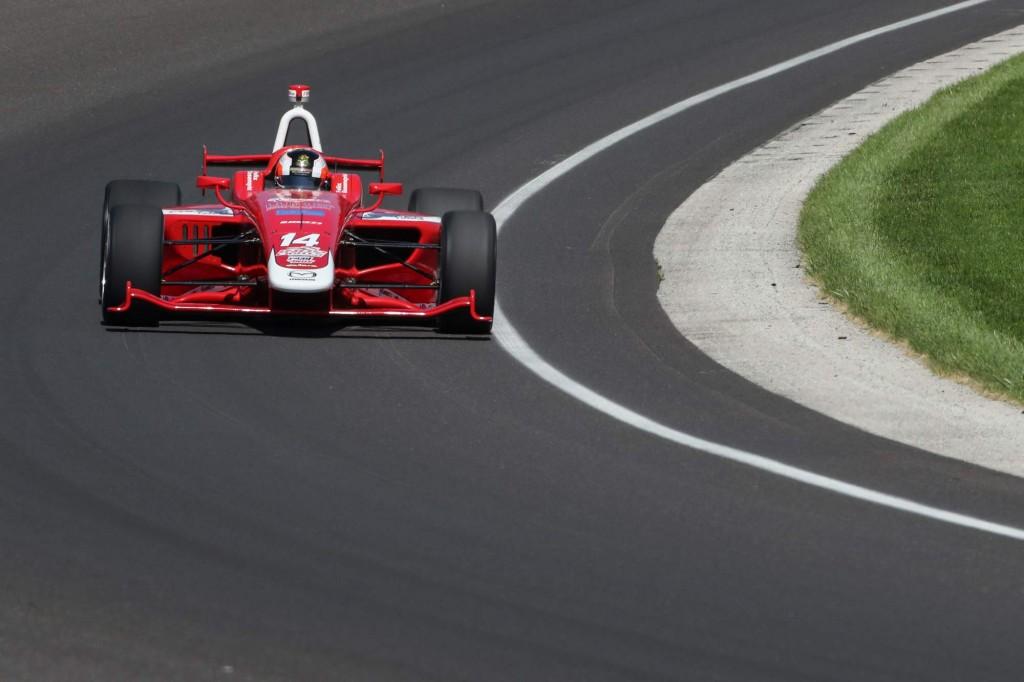 Felix Rosenqvist, Indianapolis 1