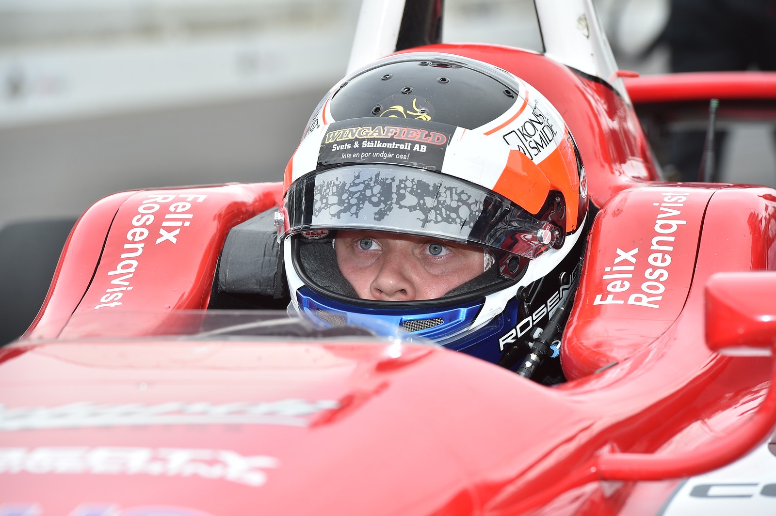 Felix Rosenqvist, Indianapolis 3