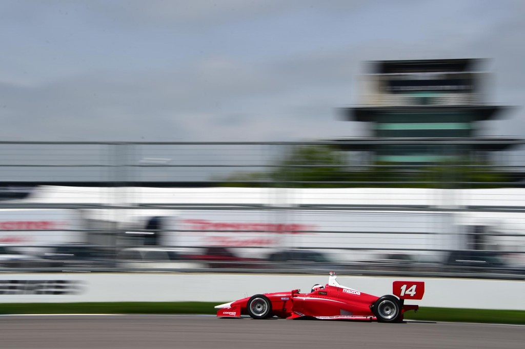 Felix Rosenqvist, Indy Lights