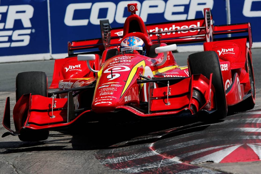 Chip Ganassi Racing Verizon IndyCar Series