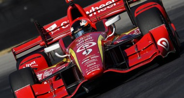 Galleri: Felix första test i Verizon IndyCar Series