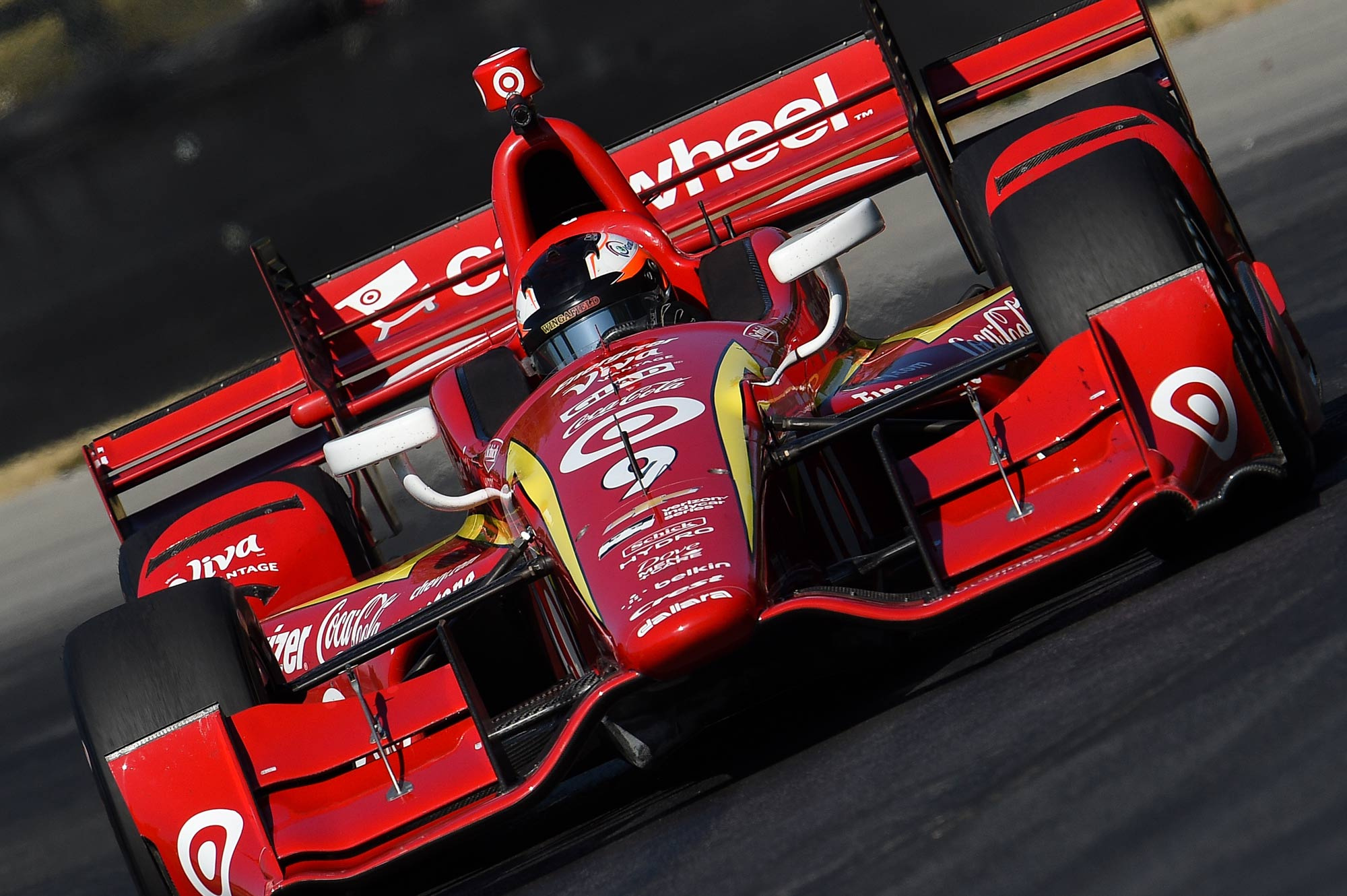 Felix Rosenqvist, Ohio IndyCar 1