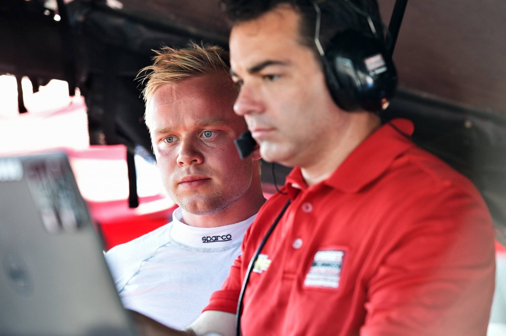 Felix Rosenqvist, Ohio IndyCar 2