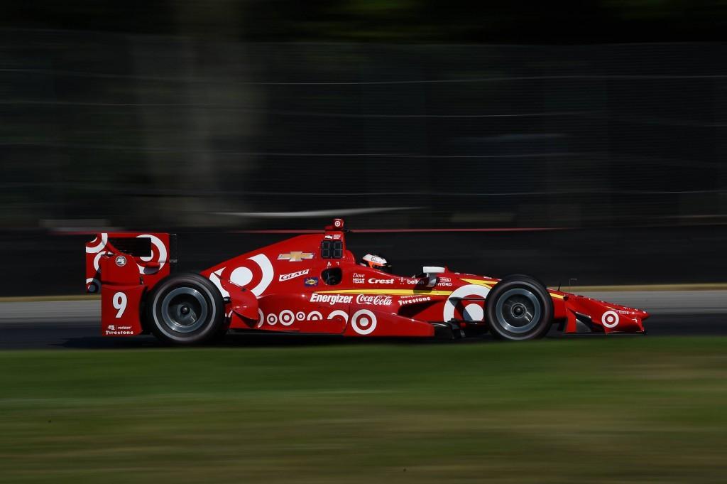 Felix Rosenqvist, Ohio IndyCar 3