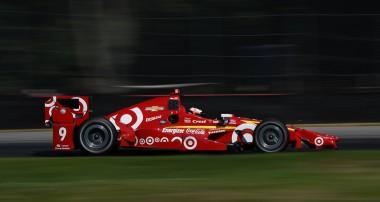 Lyckat första test i Verizon IndyCar Series för Felix Rosenqvist