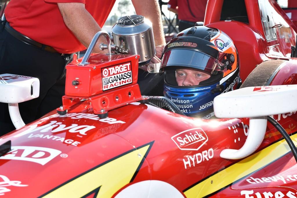 Felix Rosenqvist, Ohio IndyCar 4