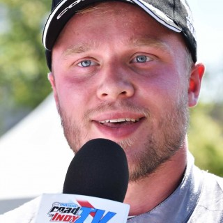 Interview: Felix's first reactions to Verizon IndyCar Series test opportunity (in Swedish)