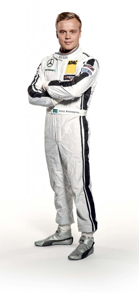 Felix Rosenqvist, DTM 1
