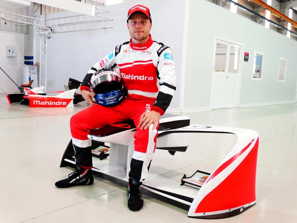 Felix Rosenqvist, Mahindra Racing 1