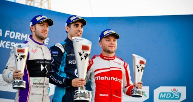 Gallery: Felix takes maiden Formula E podium in Marrakesh