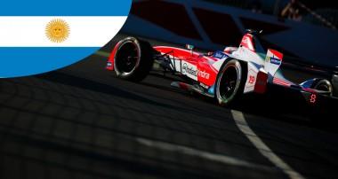 Felix Rosenqvist förväntansfull när Formel E-säsongen återupptas i Argentina