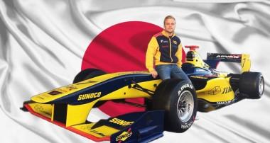 Felix Rosenqvist till Japan – klar för dubblering under 2017