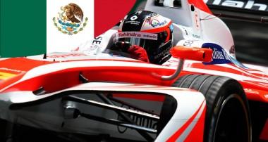 Felix Rosenqvist siktar högt i Mexico City