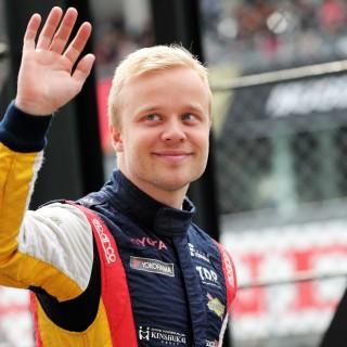 Felix Rosenqvist på plats i Japan för efterlängtad Super Formula-premiär