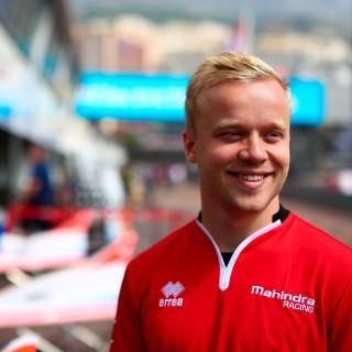 Från Monaco till Paris – halvtid för Rosenqvist i Formel E