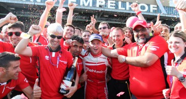 Felix Rosenqvist returns for second Formula E season with Mahindra Racing