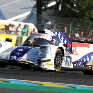 Felix Rosenqvist completes debut 24 Hours of Le Mans experience