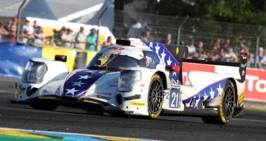 Felix Rosenqvist fullföljer karriärens första Le Mans 24-timmars