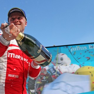 Rosenqvist backs up maiden win with bittersweet Sunday second in Berlin