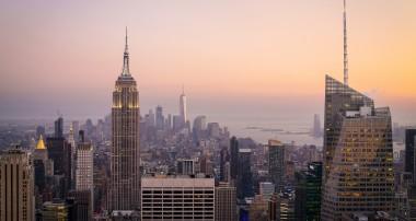 Felix Rosenqvist med och skriver historia när Formel E intar New York
