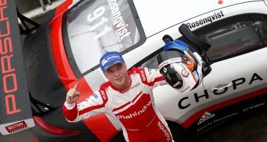 Felix Rosenqvist mellanlandar på hemmaplan – klar för start i Anderstorp