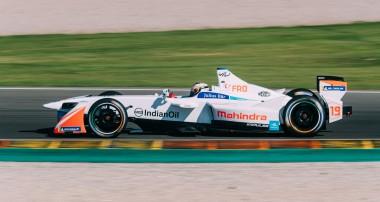 Felix Rosenqvist laddad för ny Formel E-säsong