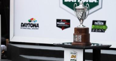 Felix Rosenqvist redo för 24-timmarsbatalj i Daytona