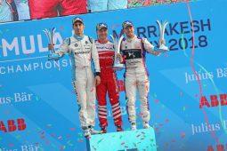Third Formula E victory