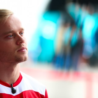 Felix Rosenqvist heads to Africa in intense 2018 start