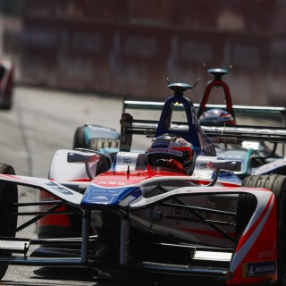 Felix Rosenqvist powers through the field to salvage fourth in Chile