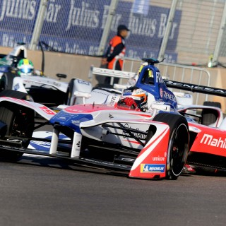 Felix Rosenqvist resumes Formula E title battle in Mexico City