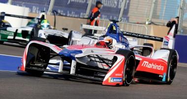 Felix Rosenqvist till Mexiko för nästa slag i Formel E-striden
