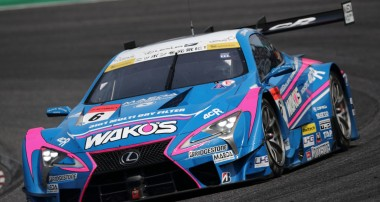 Felix Rosenqvist växlar upp i Japan