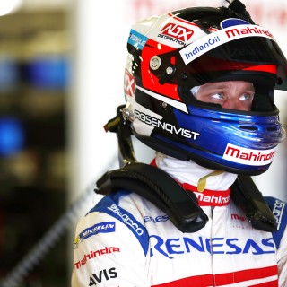 From pole to disaster as Felix Rosenqvist retires from Mexico City lead