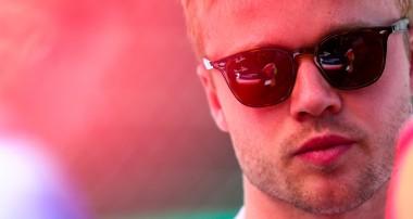Felix Rosenqvist bockar av nytt land på racingkartan