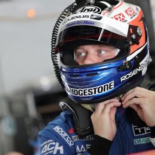 Felix Rosenqvist ready to get Super GT debut underway